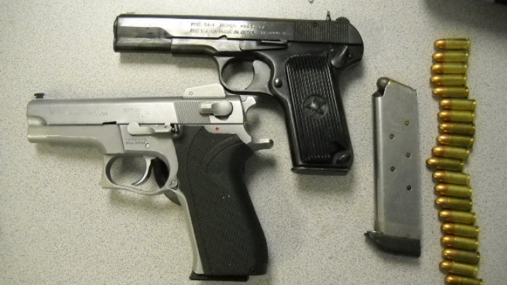 CFSEU- BC Seizes Guns and Drugs