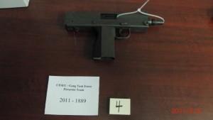 Cobray-Semi-auto-pistol