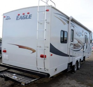 Eagle Travel Trailer