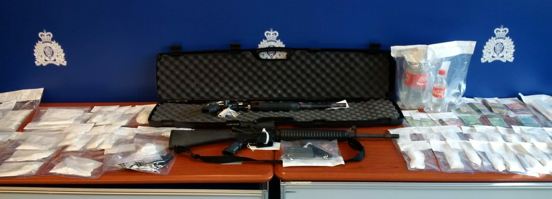 Guns and Drugs - display