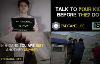 CFSEU-BC and KSA partner on the creation of new student-led End Gang Life PSA's