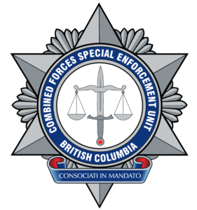 The Combined Forces Special Enforecment Unit of BC