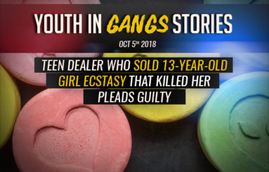 Teen dealer who sold 13-year-old girl ecstasy that killed her pleads guilty
