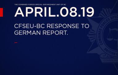 CFSEU-BC Response to German Report